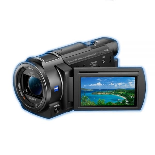 Sony fdr ax33 video camera hire
