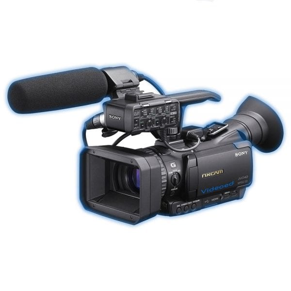 sony hxr nx70 hire rental