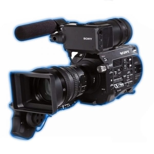 sony fs7k hire rental