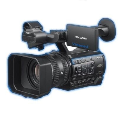 Sony NX200 hire rental