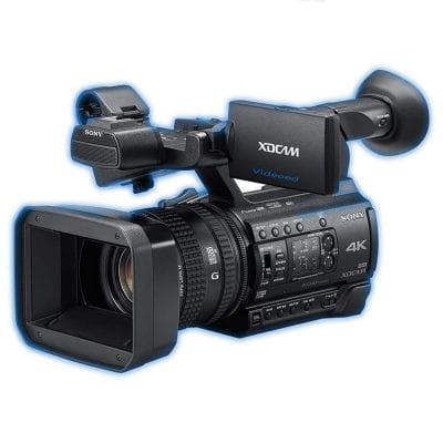 sony pxw z150 hire rental